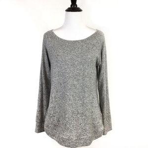 Freeloader Modcloth Gray Sweatshirt Oversize Small